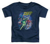 Toddler: Justice League - Onward Shirt