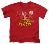 Juvenile: The Flash - Crimson Comet Shirts