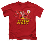 Youth: The Flash - Crimson Comet Shirts