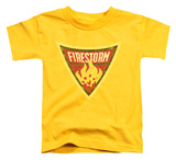 Toddler: Batman The Brave and the Bold - Firestorm Shield Shirt