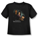 Toddler: Ghost Whisperer - Diagonal Cast T-Shirt