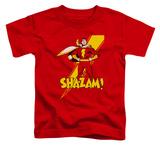Toddler: Shazam - Shazam! T-shirts