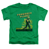 Toddler: Forbidden Planet - Old Poster Shirt