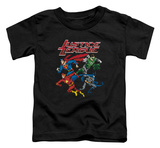 Toddler: Justice League - Pixel League T-Shirt