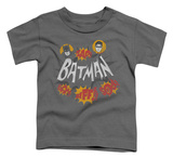 Toddler: Batman Classic TV - Sound Effects T-Shirt