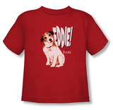 Toddler: Frasier - Eddie T-shirts