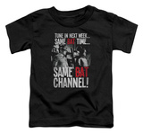 Toddler: Batman Classic TV - Bat Channel T-Shirt