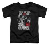 Toddler: Batman Classic TV - Bat Channel T-Shirt