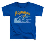 Toddler: Aquaman - Aqua Swim T-shirts