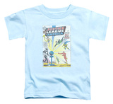 Toddler: Justice League - Vintage Cover 12 Shirts
