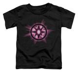 Toddler: Green Lantern - Sapphire Glow T-shirts