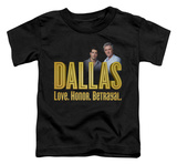 Toddler: Dallas - Logo T-shirts