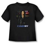 Toddler: CSI NY - Jo T-Shirt