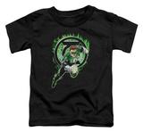Toddler: Green Lantern - Space Cop T-shirts