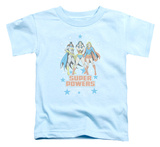 Toddler: DC Comics - Super Powers X3 T-shirts