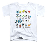 Toddler: DC Comics - Superhero Issues Shirts