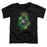 Toddler: Green Lantern - Rayner Cover Shirts