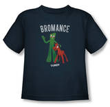 Toddler: Gumby - Bromance T-Shirts