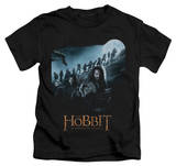 Youth: The Hobbit: An Unexpected Journey - A Journey Shirts