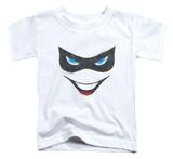 Toddler: Batman - Harley Face Shirts