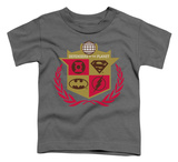 Toddler: Justice League - Defenders T-shirts