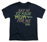 Youth: Back To The Future - Say Hi T-Shirt