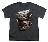 Youth: Dark Knight Rises - Imagine The Fire T-shirts