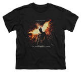 Youth: Dark Knight Rises - Fire Will Rise T-Shirt