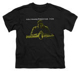 Youth: John Coltrane - Mellow Yello T-Shirt