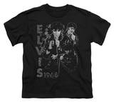Youth: Elvis Presley - Leathered T-Shirt