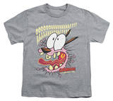 Youth: Courage The Cowardly Dog - Scaredy Dog T-Shirt