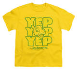 Youth: Land Before Time - Yep Yep Yep T-Shirt