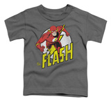 Toddler: The Flash - Run Flash Run T-shirts