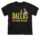 Youth: Dallas - Logo T-Shirt