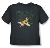 Toddler: Elvis Presley - Multicolored T-shirts