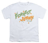Youth: Forrest Gump - Peas And Carrots T-shirts