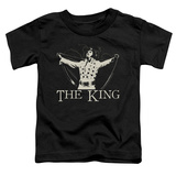 Toddler: Elvis Presley - Ornate King T-shirts