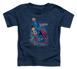 Toddler: Superman - Twilight Flight T-shirts