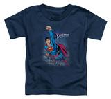 Toddler: Superman - Twilight Flight T-shirts