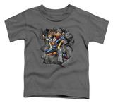 Toddler: Superman - Break On Through Shirts