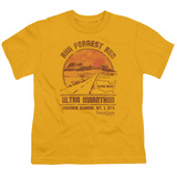 Youth: Forrest Gump - Ultra Marathon T-shirts
