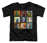 Toddler: Star Trek - Alien Squares Shirt