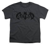Youth: Batman - Crackle Bat Shirts