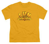 Youth: Sun Records - Rockin Rooster Logo Shirt