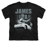 Youth: James Dean - Immortality Quote T-shirts