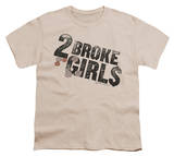 Youth: 2 Broke Girls - Pocket Change T-shirts