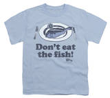 Youth: Airplane - Don't Eat The Fish T-Shirt