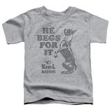 Toddler: Ken L Ration - Begs Shirts