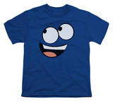 Youth: Foster's Home for Imaginary Friends - Blue Face Shirts