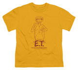 Youth: E.T. - Alien Swag Shirts